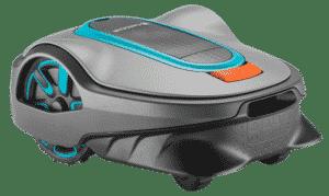 Robot tondeuse Gardena Sileno life 1000
