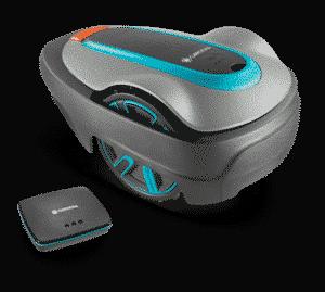 Robot tondeuse Gardena Sileno City 500 smart