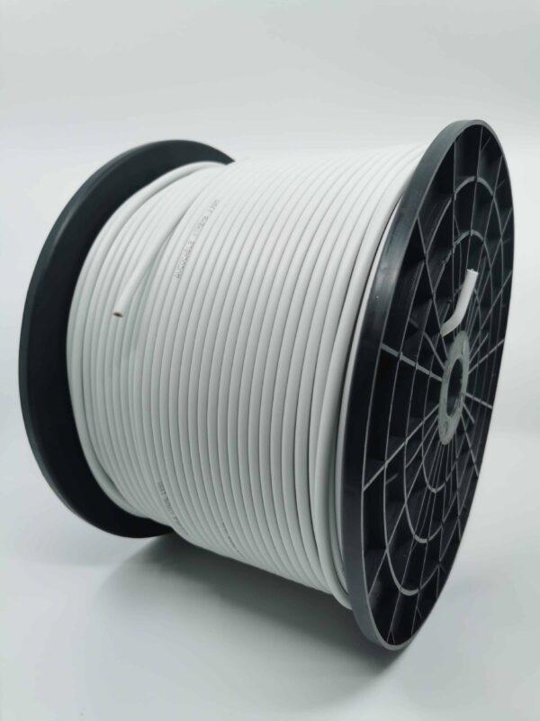 Câble périphérique anti rongeur avec une double gaine pour une protection optimale. Dimaètre 5.9mm en bobine de 300 mètres