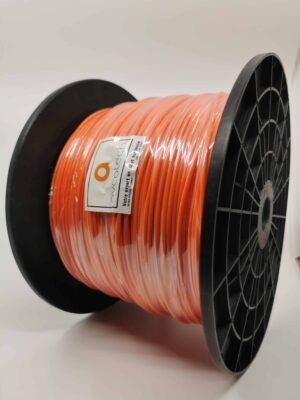 Câble périphérique robot tondeuse renforcé 3.8mm compatible avec toutes les marques de robots tondeuses du marché