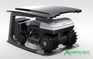 Abri tondeuse robot Techline 1 X2 Ambrogio L15 Twenty