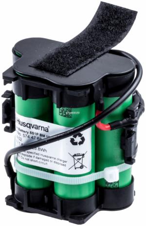 Pièces détachées Husqvarna / Gardena Batterie 589 58 61-01